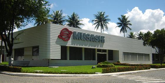 MUSASHI BRAZIL PLANT OPENS